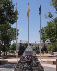 Isidro Baca Park