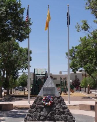 City of Socorro Isidro Baca Park