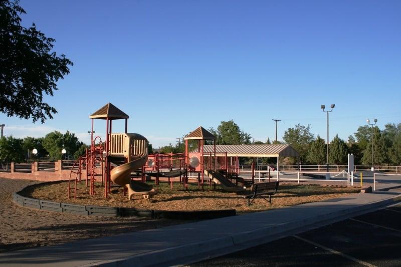 Clarke Field Playground