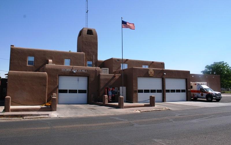 Fire Department City Of Socorro New Mexico