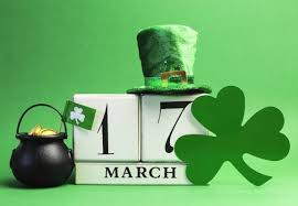 Image result for st patrick's day 2017