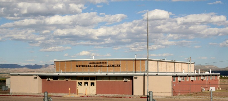 City of Socorro Convention Center (Old National Guard Armory)