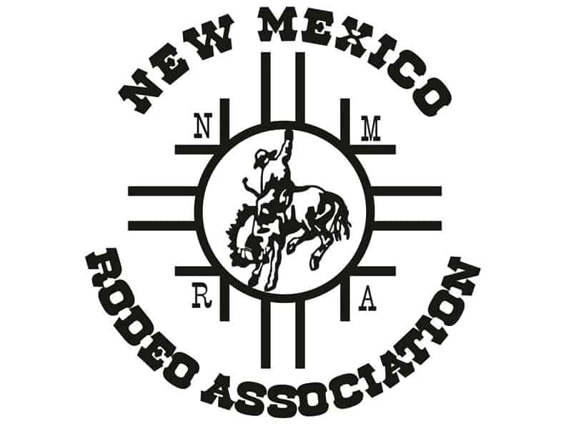 New Mexico Rodeo Association Logo