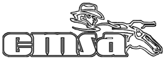 Cowboy Mounted Shooting Association Logo